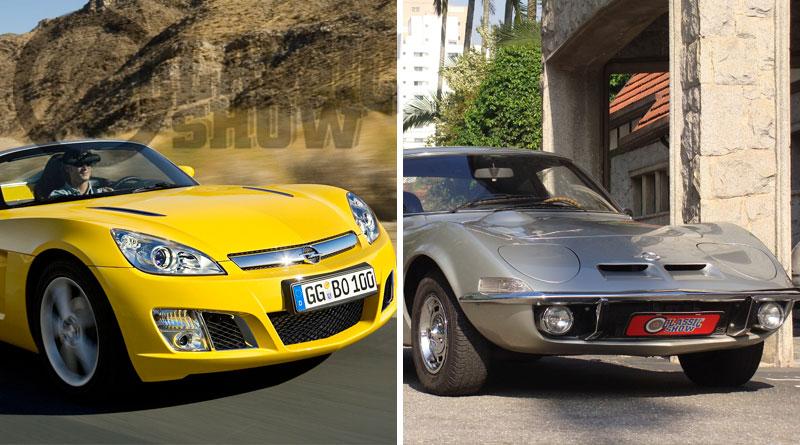 Opel GT voltará em 2017