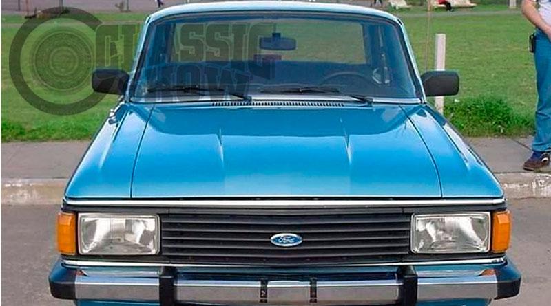 Ford Falcon 0 km é encontrado em oficina argentina