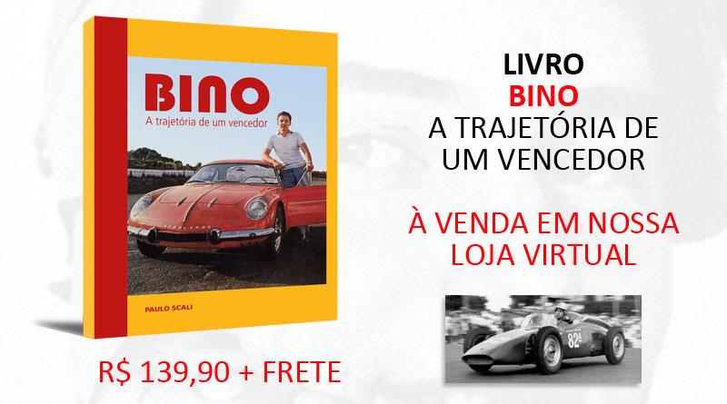Livro Bino, a trajetória de um vencedor