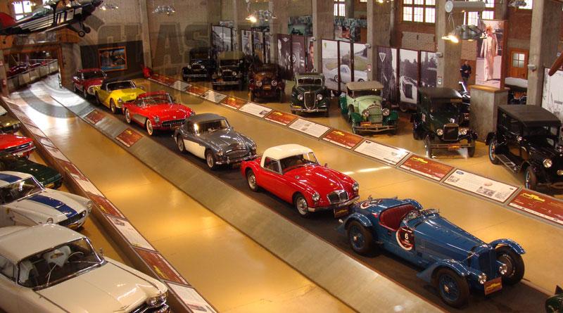 Carros antigos no Chile, boas lembranças