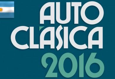 Autoclásica 2016: 07 a 10 de outubro