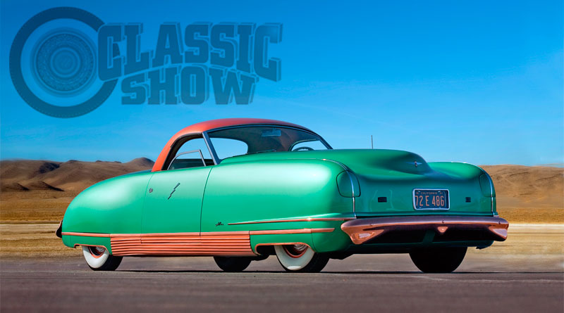 História: Chrysler Thunderbolt, o carro do futuro