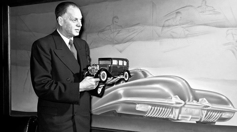 Designer Automotivo: conheça Harley J. Earl e seu legado