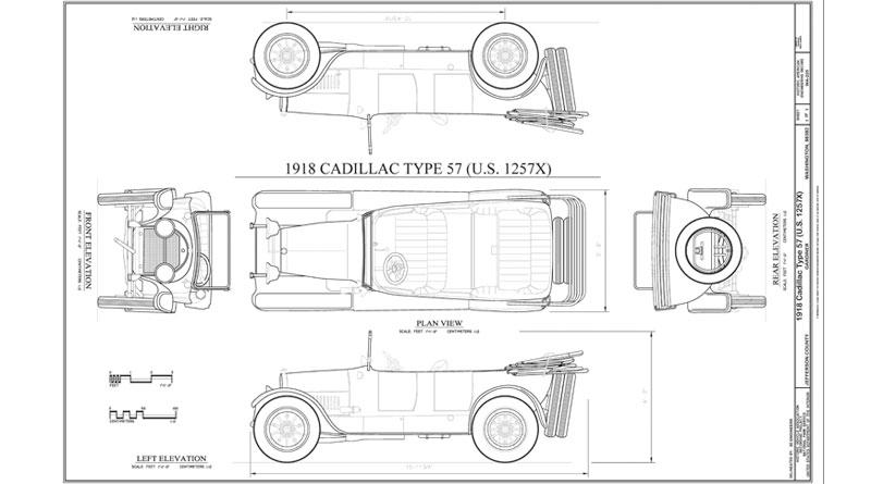 Saiba o que é o Registro Nacional de Veículos Históricos dos EUA
