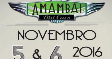 4º Encontro de Carros Antigos de Amambai/MS