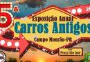 5ª Exposição Anual de Carros Antigos de Campo Mourão/PR