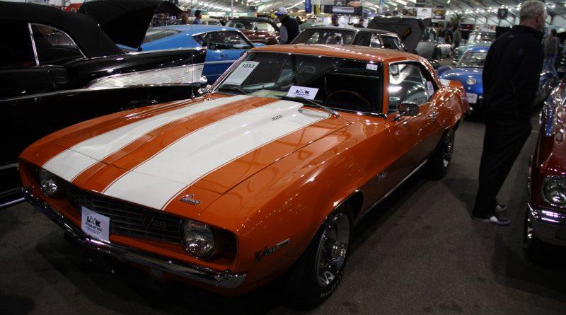 Galeria: muscle cars no evento da Barrett-Jackson em Scottsdale