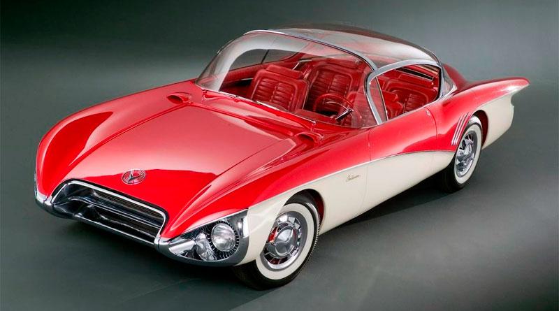 História: conheça o exuberante e futurista Buick Centurion