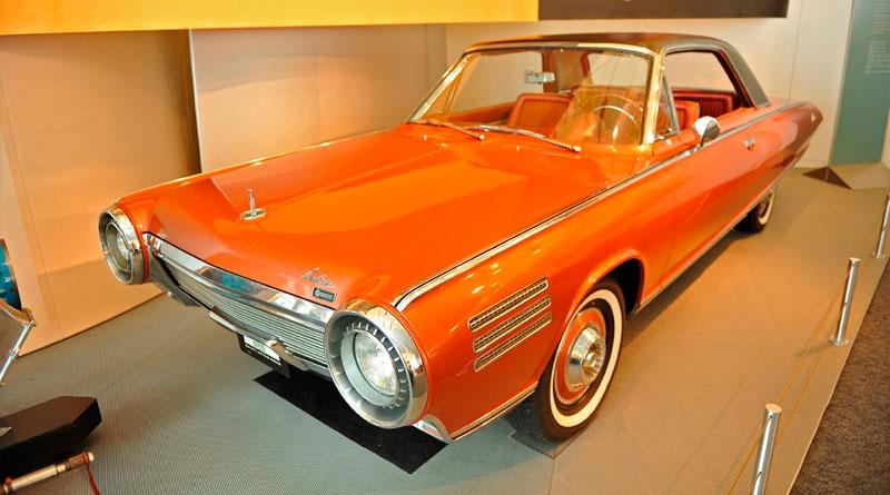 História: conheça o turbinado Chrysler Turbine de 1963