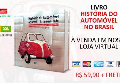 Livro: História do Automóvel no Brasil