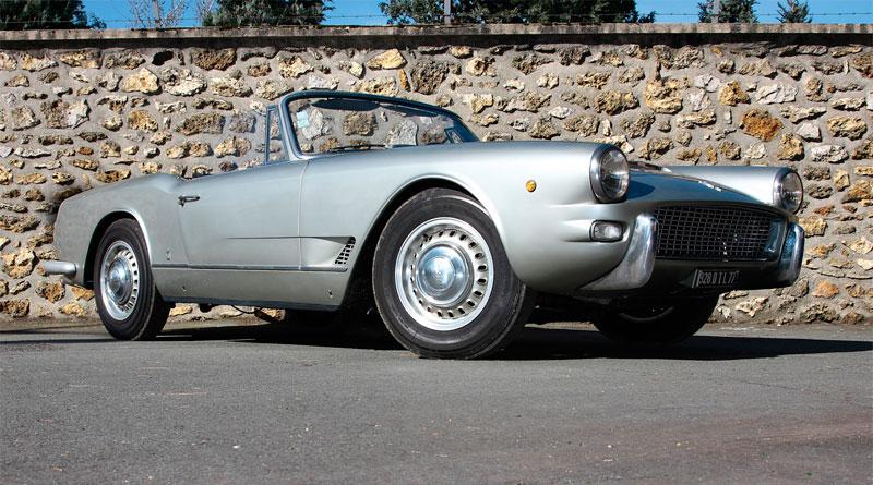 História: Maserati 3500 GT Spyder 1960