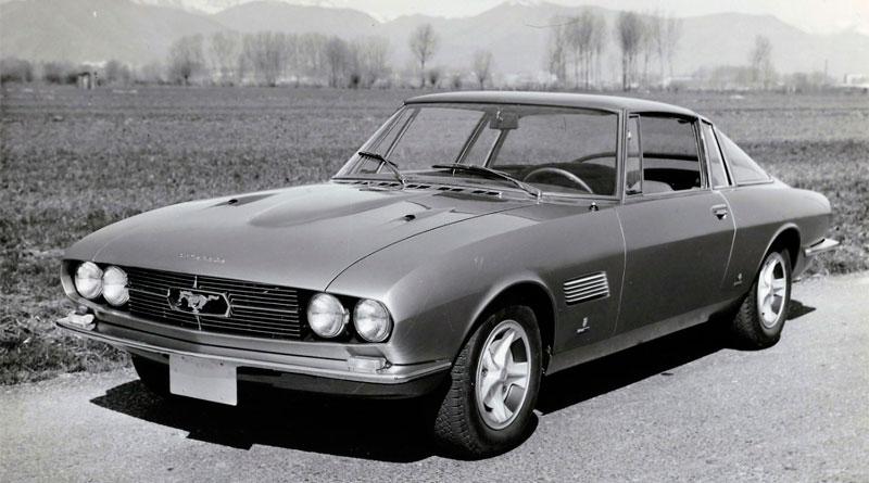 História: o misterioso caso do Mustang Bertone de 1965