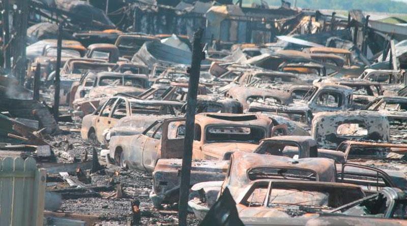Country Classic Cars: incêndio destrói 150 automóveis antigos