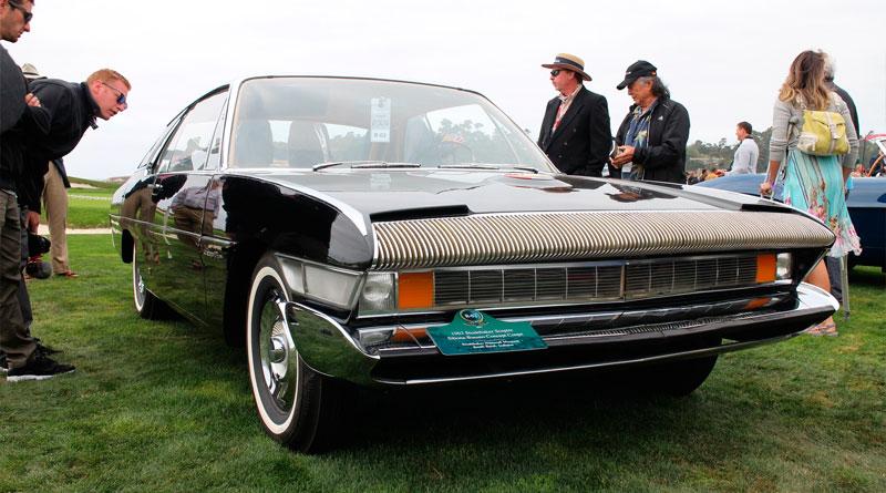 As últimas tentativas antes do fim: Studebaker Sceptre