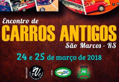 20º Encontro de Carros Antigos de São Marcos/RS