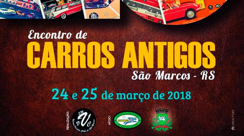 XXIII Encontro Paulista de Autos Antigos 2018