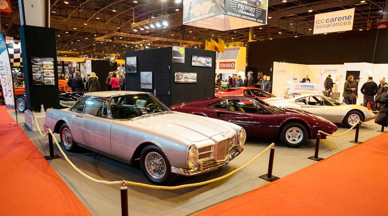 Retromobile 2018: o evento que faz de Paris a capital dos carros antigos