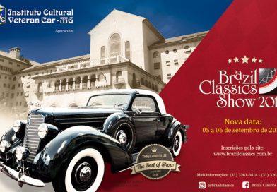 Brazil Classics Show 2018 em Araxá/MG