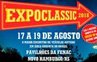 Expoclassic 2018: visite nosso estande!!!