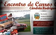 O 6º Encontro de Cândido Rodrigues/SP está na Classic Show