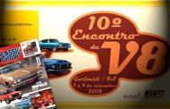 O 10º Encontro de V8 de Garibaldi/RS está na Classic Show