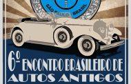6º Encontro Brasileiro de Autos Antigos - Águas de Lindóia/SP