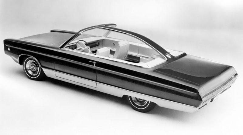 Plymouth VIP 1965, o carro de luxo pessoal da Chrysler