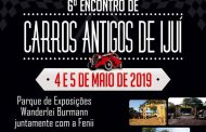 6º Encontro de Carros Antigos de Ijuí/RS