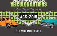 5º Encontro Internacional de Veículos Antigos - Santiago/RS