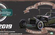 8º Encontro de Veículos Antigos - Passo Fundo/RS