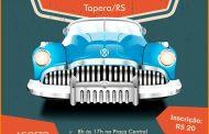 2º Encontro de Carros Antigos - Tapera/RS