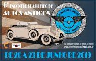 6º Encontro Brasileiro de Autos Antigos em Águas de Lindóia/SP