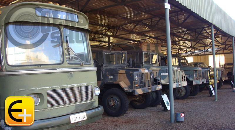 Edição 102: Museu Militar Brasileiro