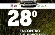 28º Encontro Sul Brasileiro de Veículos Antigos - Jaraguá do Sul/SC