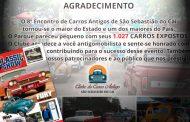 O Encontro de São Sebastião do Caí/RS está na Classic Show