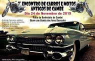7º Encontro de Carros e Motos Antigos - Cambé/PR