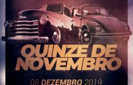 2º Encontro de Carros Antigos -  Quinze de Novembro/RS