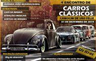 4º Encontro de Carros Antigos - Camocim de São Felix/PE