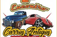 2º Encontro de Carros Antigos - Aguaí/SP