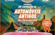 38ª Exposição de Automóveis Antigos - Teresópolis/RJ