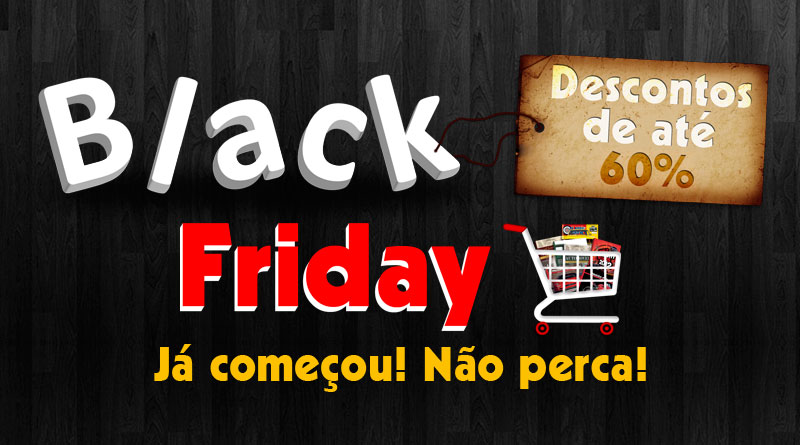 Black Friday na Classic Show!