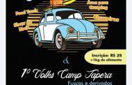 3º Encontro de Carros Antigos - Tapera/RS