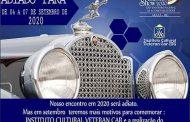 Brazil Classics Show 2020 – Araxá/MG (NOVA DATA)