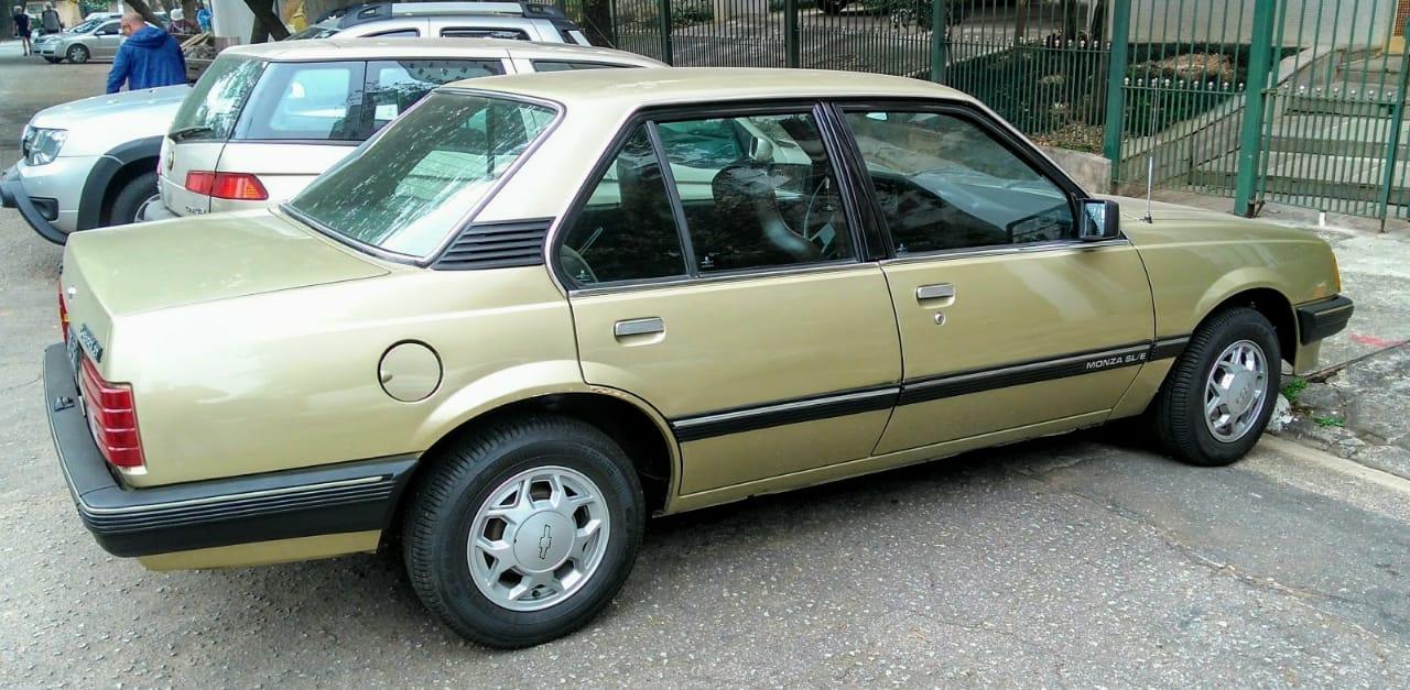 Monza SL/E 1984