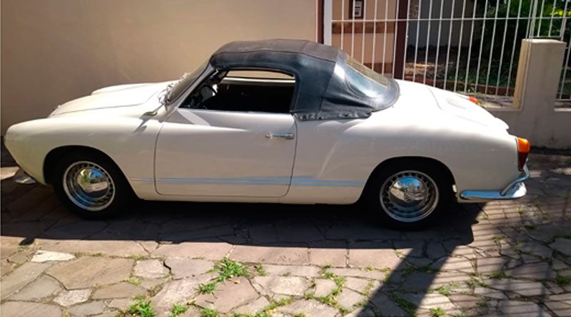 Karmann-Ghia Conversivel 1969