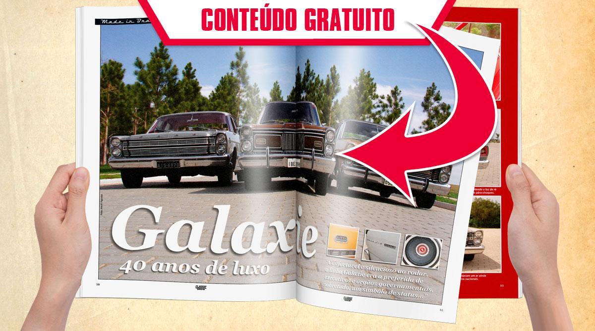 Galaxie. 40 anos de luxo