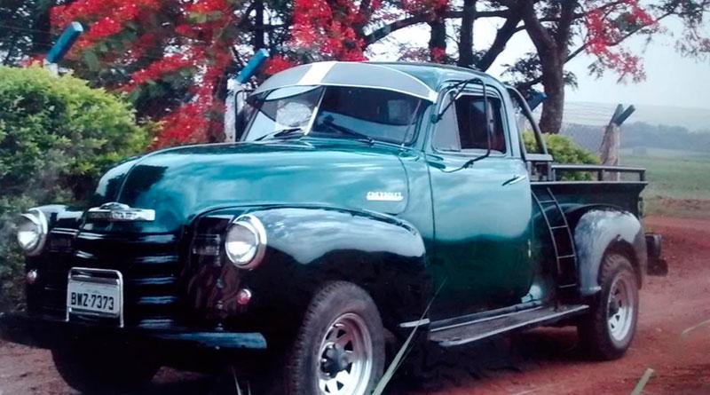 Camioneta Chevrolet 1951