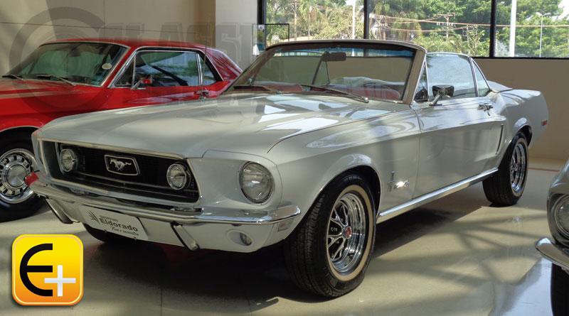 Edição 110: 16º Encontro de Mustangs