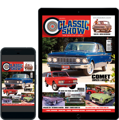 Assinatura Digital Revista Classic Show