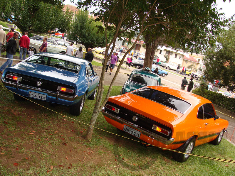 Edição 57: 13º Encontro de Carros Antigos de São Marcos/RS